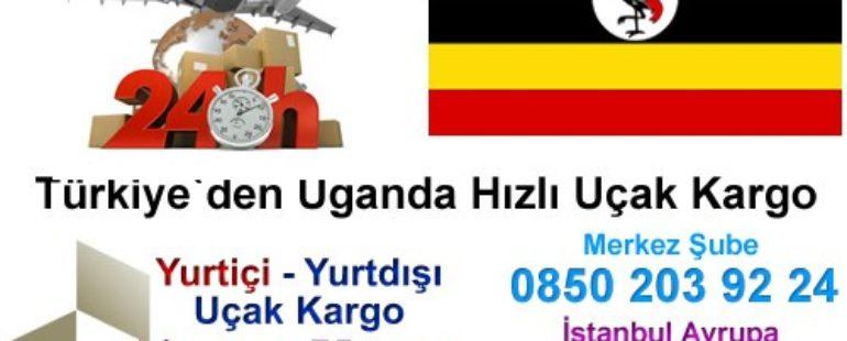 Uganda Uçak Kargo 0212 356 9324