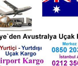 Avustralya Uçak Kargo